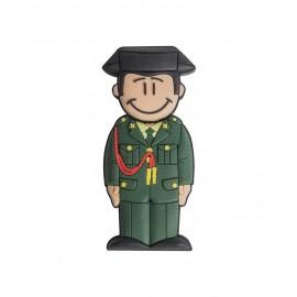 USB Guardia Civil en lata