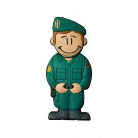 USB Guardia Civil Fuerzas Especiales en lata