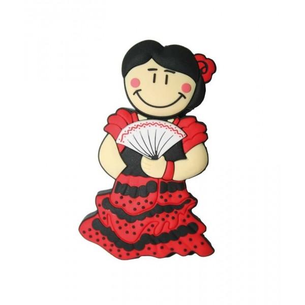 USB Flamenca en lata