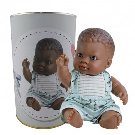 Muñeco Daniel en lata