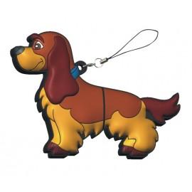 USB Perro Cocker Spaniel en lata
