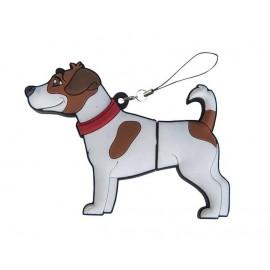 USB perro Jack Rusell en lata