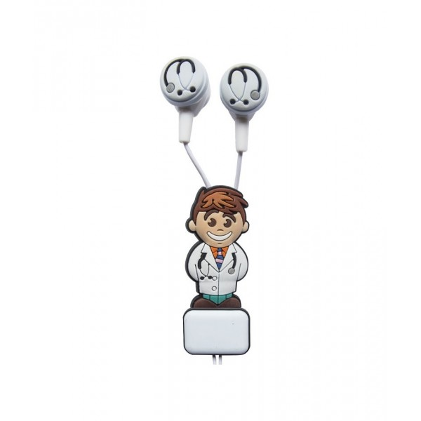 Auricular Doctor en lata