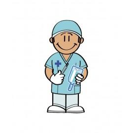 USB enfermero en lata