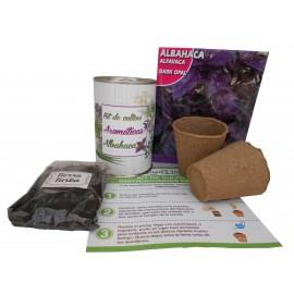Kit de cultivo Halbaca en lata