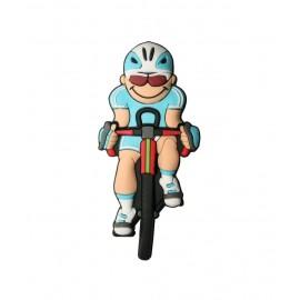 USB Ciclista en lata