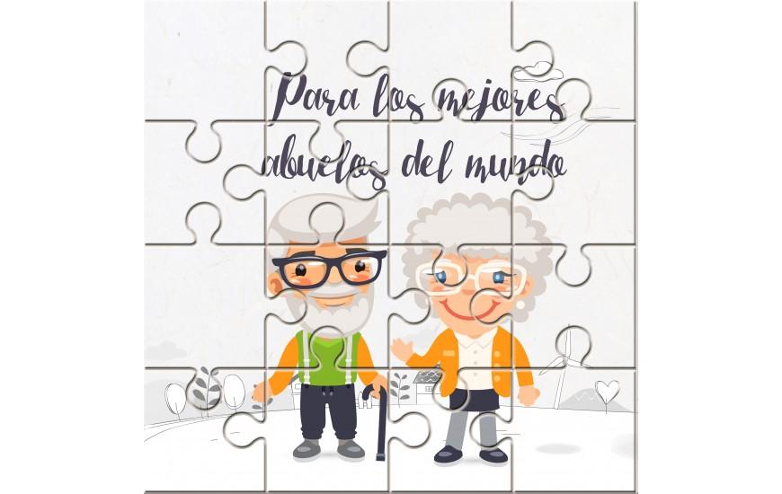 Puzzles familia